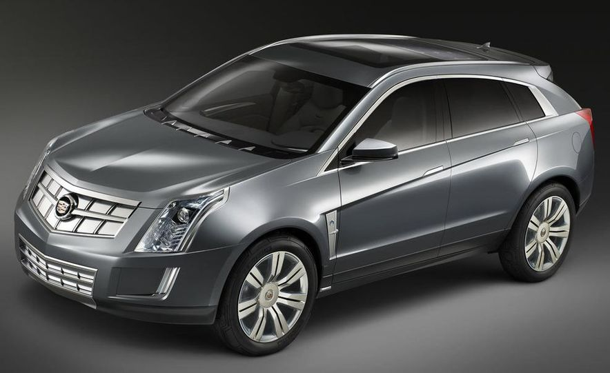 2010 Cadillac SRX - Slide 19