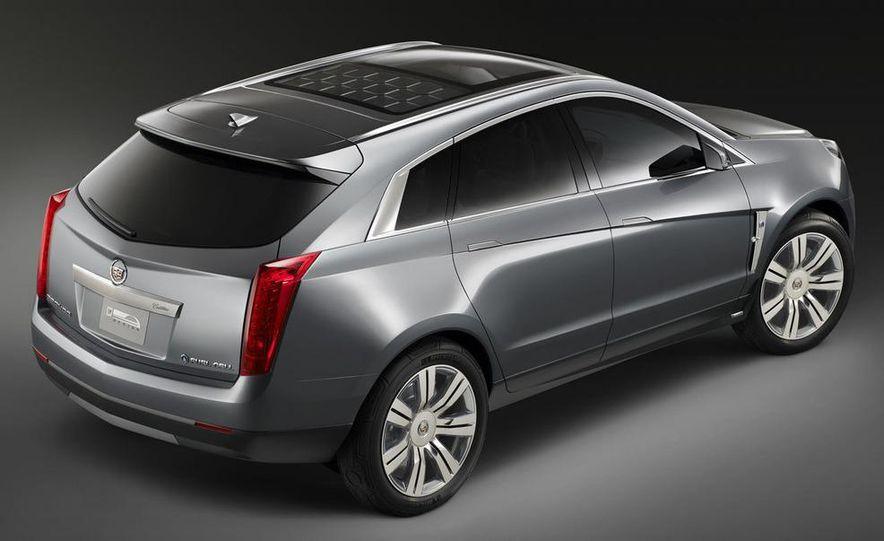 2010 Cadillac SRX - Slide 20