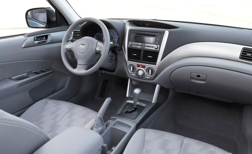 2009 Subaru Forester 2.5XT - Slide 20
