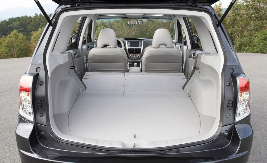 2009 Subaru Forester 2.5XT - Slide 21