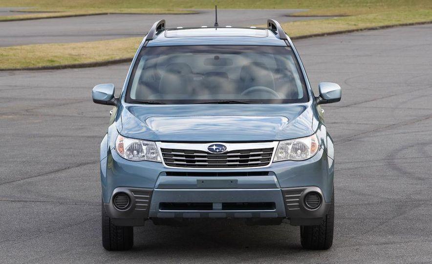 2009 Subaru Forester 2.5XT - Slide 17