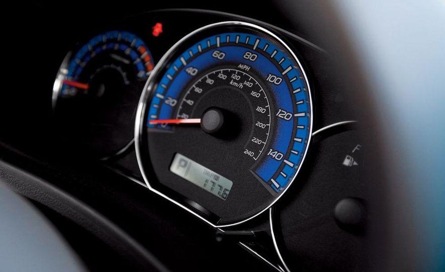 2009 Subaru Forester 2.5XT - Slide 12