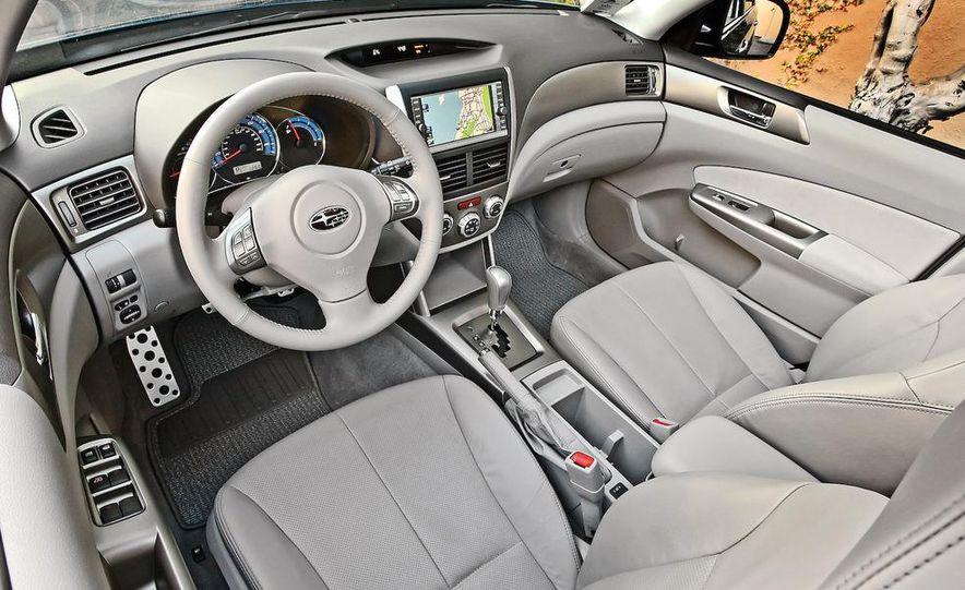 2009 Subaru Forester 2.5XT - Slide 2
