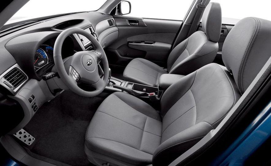 2009 Subaru Forester 2.5XT - Slide 4