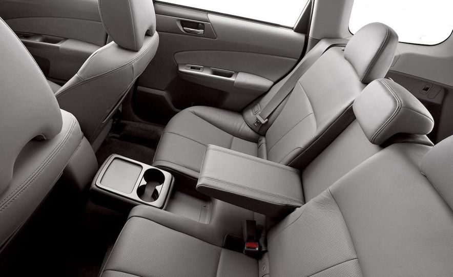 2009 Subaru Forester 2.5XT - Slide 5