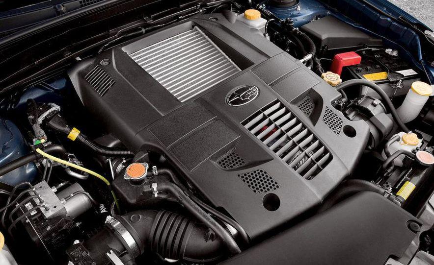 2009 Subaru Forester 2.5XT - Slide 11