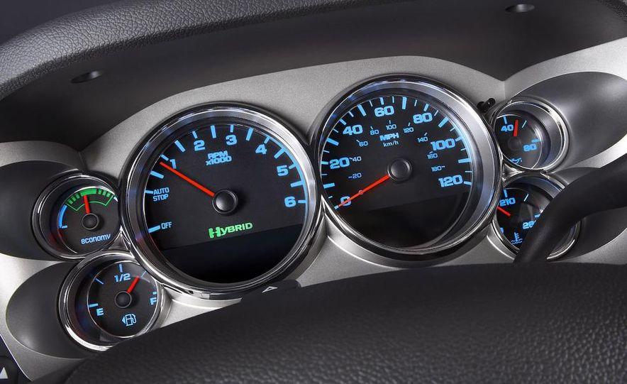 2009 Chevrolet Silverado hybrid - Slide 7
