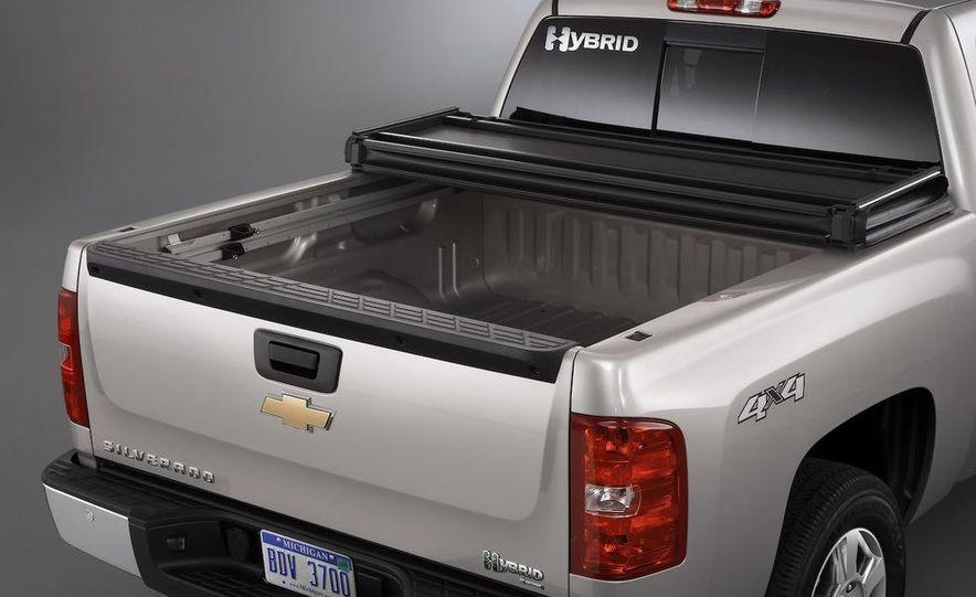 2009 Chevrolet Silverado hybrid - Slide 4