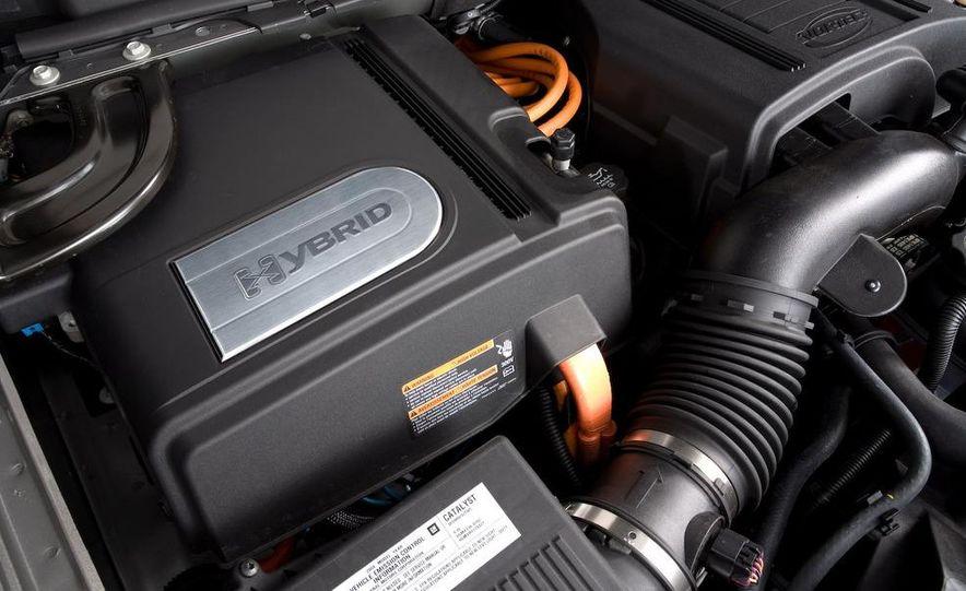 2009 Chevrolet Silverado hybrid - Slide 19