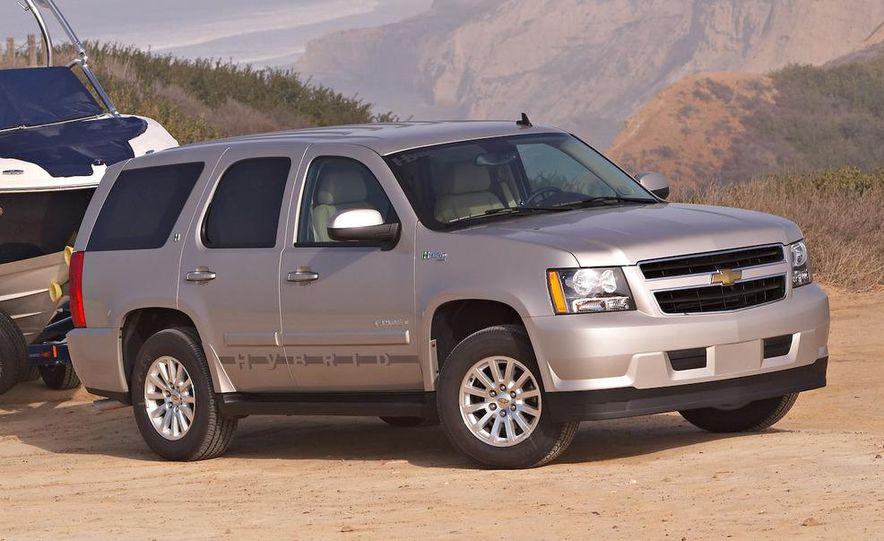 2009 Chevrolet Silverado hybrid - Slide 15