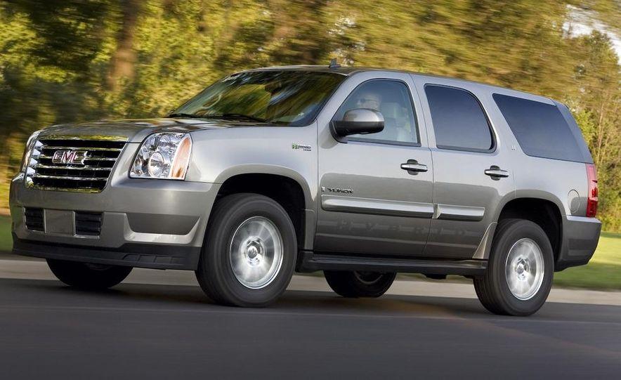 2009 Chevrolet Silverado hybrid - Slide 21