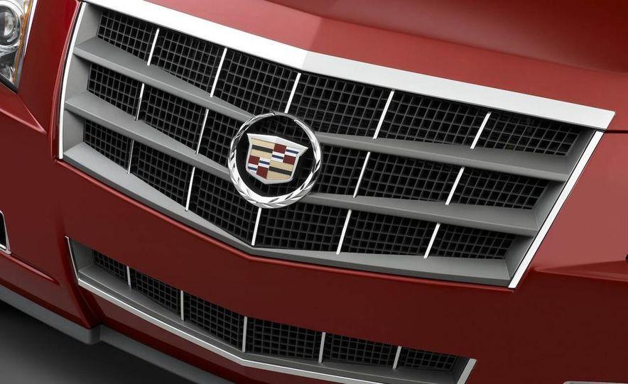 2010 Cadillac CTS Sport Wagon - Slide 36