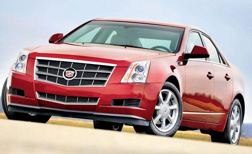 2010 Cadillac CTS Sport Wagon - Slide 25
