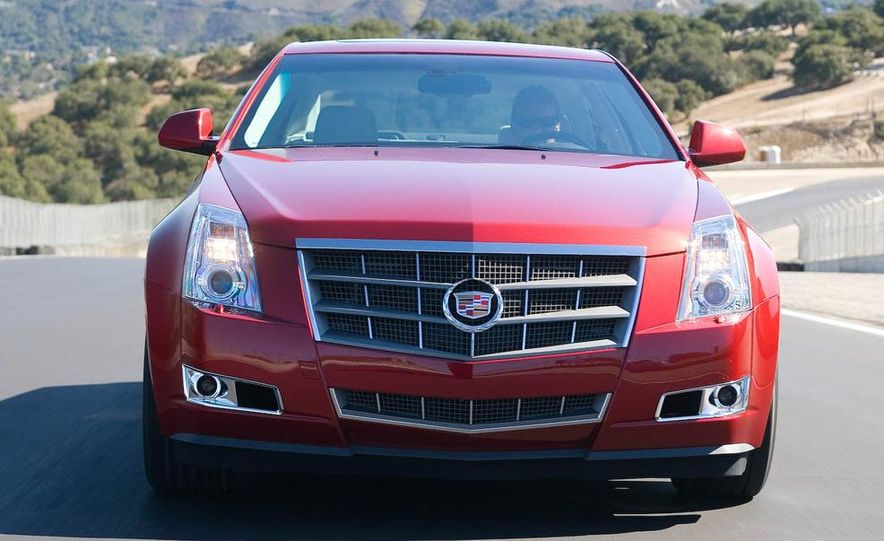 2010 Cadillac CTS Sport Wagon - Slide 27