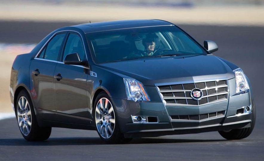 2010 Cadillac CTS Sport Wagon - Slide 28