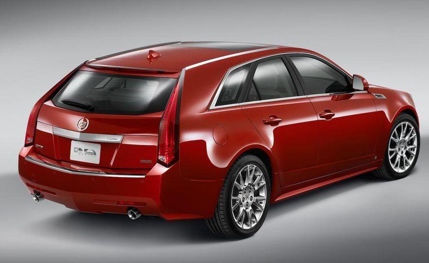 2010 Cadillac CTS Sport Wagon - Slide 15