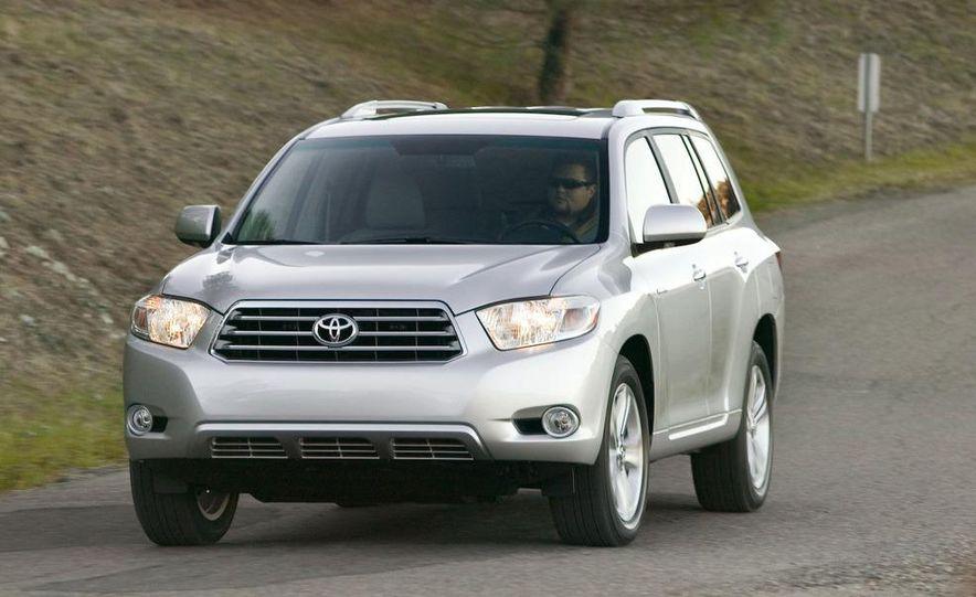 2008 Toyota Highlander - Slide 3