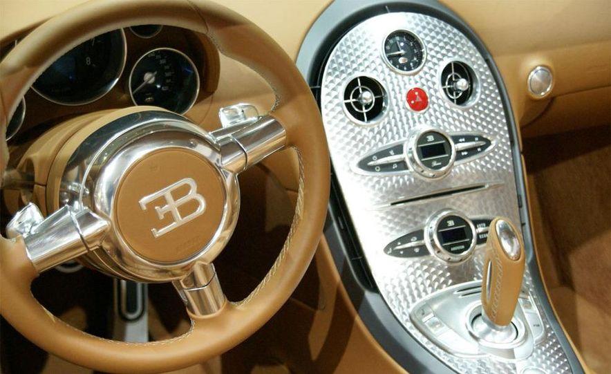 2009 Bugatti Veyron 16.4 GrandSport - Slide 26