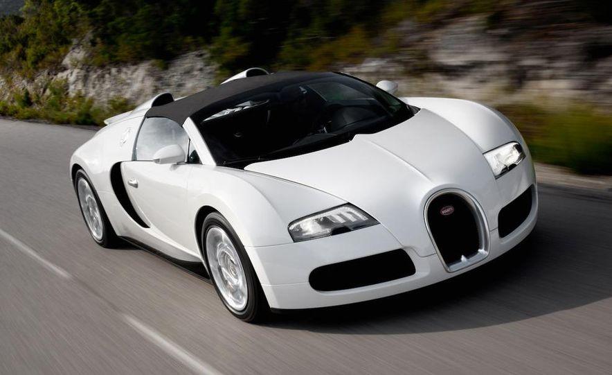 2009 Bugatti Veyron 16.4 GrandSport - Slide 33