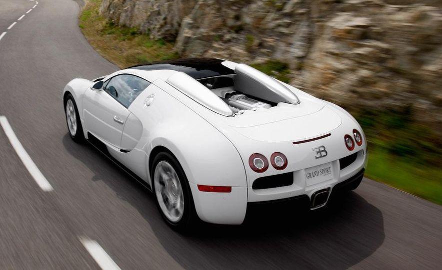 2009 Bugatti Veyron 16.4 GrandSport - Slide 38