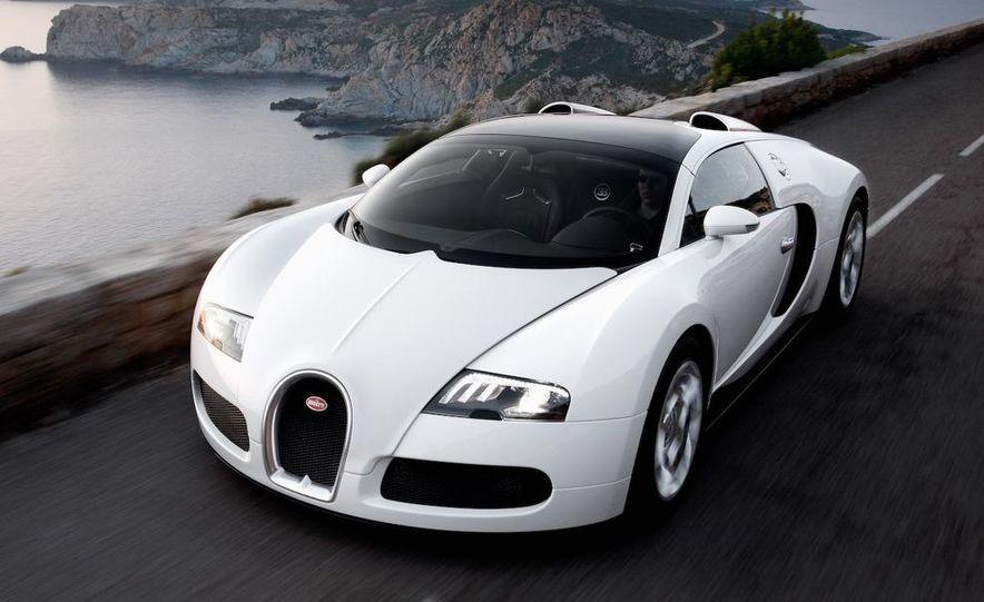 2009 Bugatti Veyron 16.4 GrandSport - Slide 34