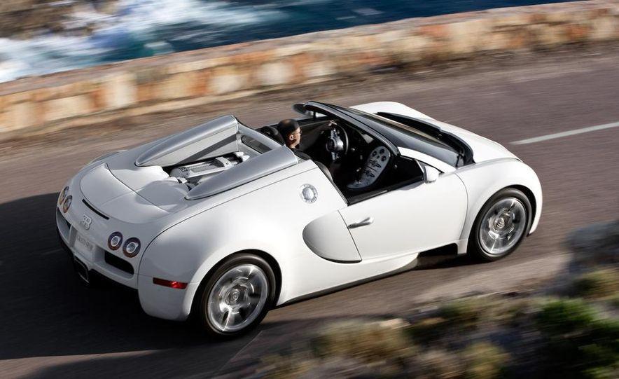 2009 Bugatti Veyron 16.4 GrandSport - Slide 37