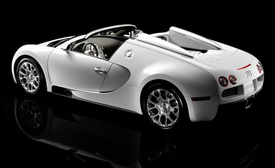 2009 Bugatti Veyron 16.4 GrandSport - Slide 43