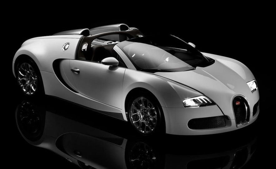 2009 Bugatti Veyron 16.4 GrandSport - Slide 42