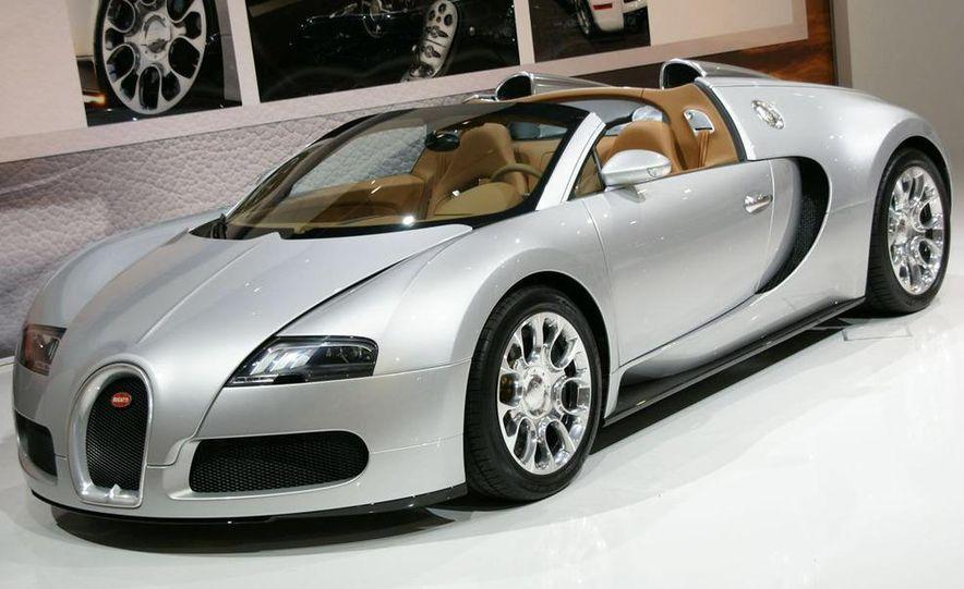 2009 Bugatti Veyron 16.4 GrandSport - Slide 6
