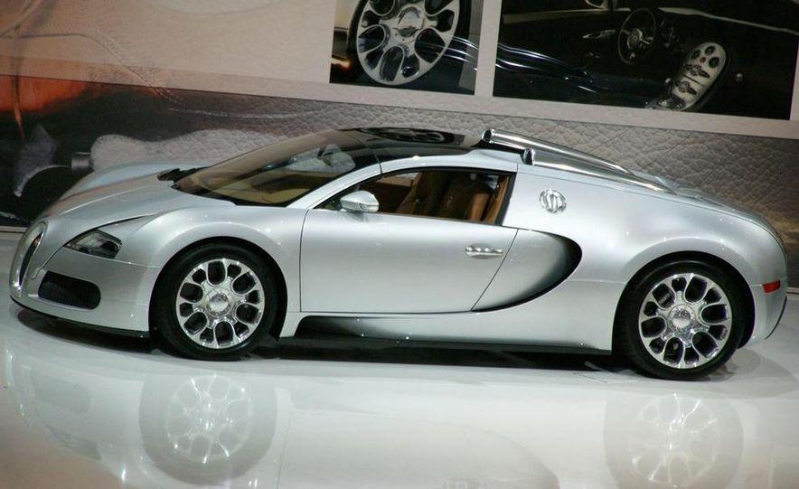 2009 Bugatti Veyron 16.4 GrandSport - Slide 8