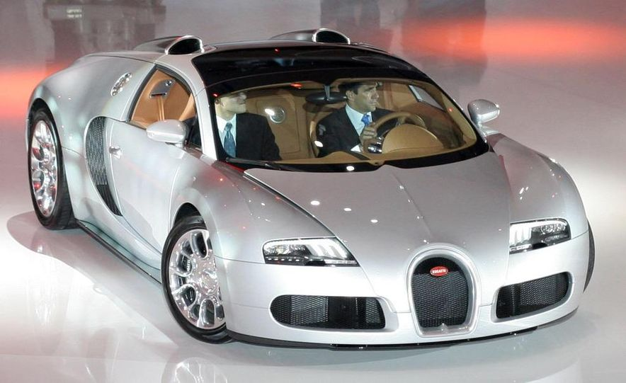 2009 Bugatti Veyron 16.4 GrandSport - Slide 9