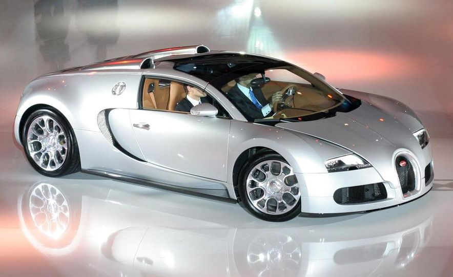 2009 Bugatti Veyron 16.4 GrandSport - Slide 10