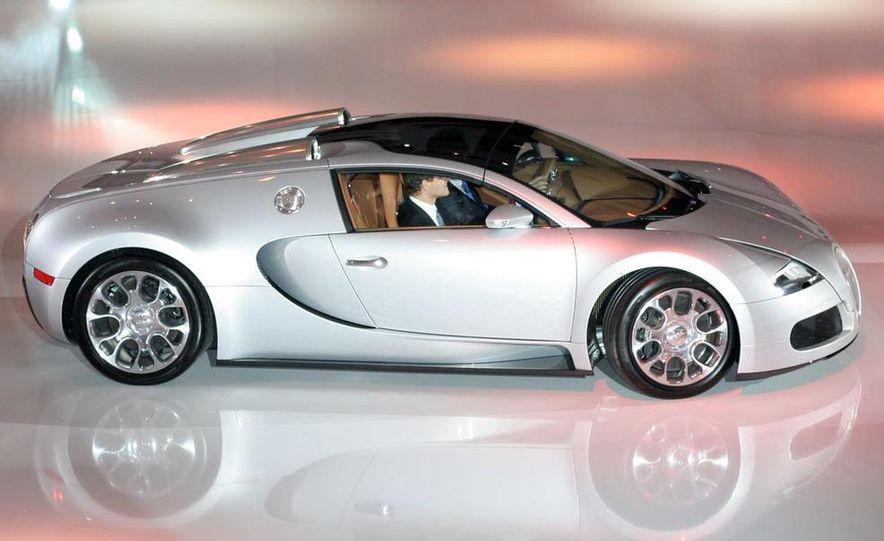 2009 Bugatti Veyron 16.4 GrandSport - Slide 11