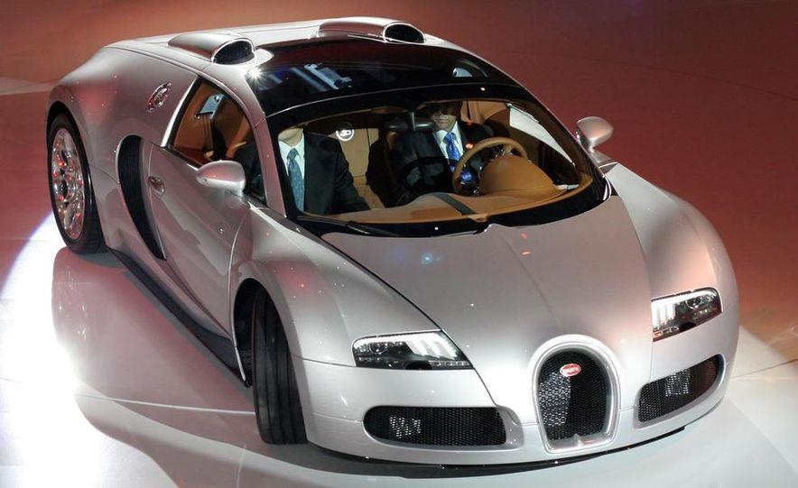 2009 Bugatti Veyron 16.4 GrandSport - Slide 12