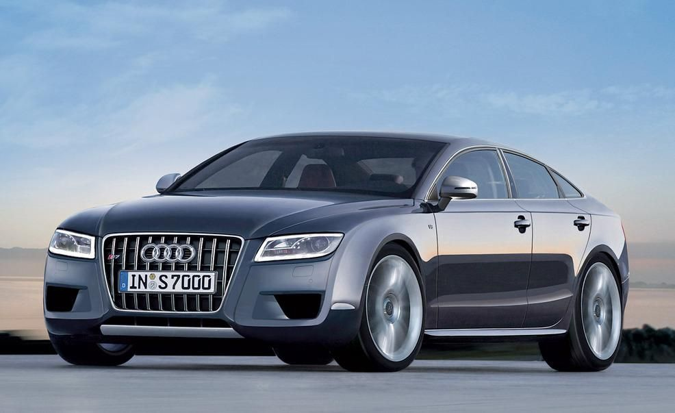 2010 Audi A7 Pictures  Photo Gallery  Car and Driver