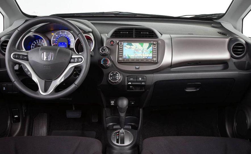 2009 Honda Fit Sport - Slide 17