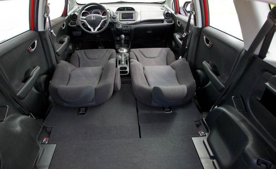 2009 Honda Fit Sport - Slide 19