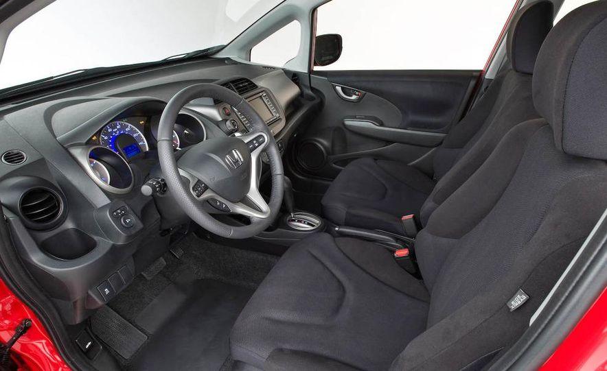 2009 Honda Fit Sport - Slide 27