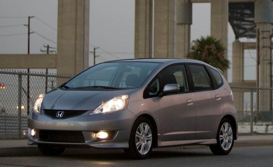 2009 Honda Fit Sport - Slide 1