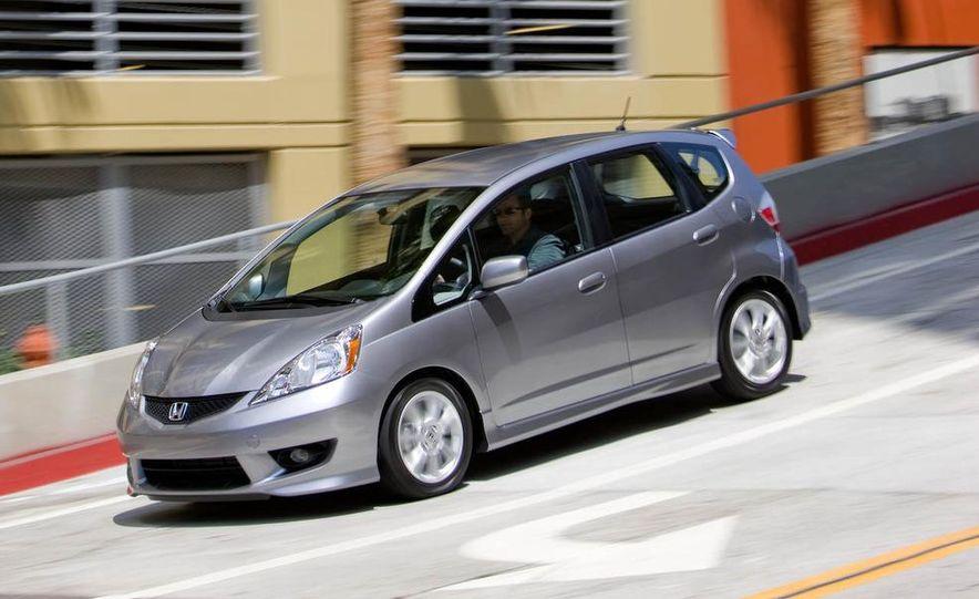 2009 Honda Fit Sport - Slide 7