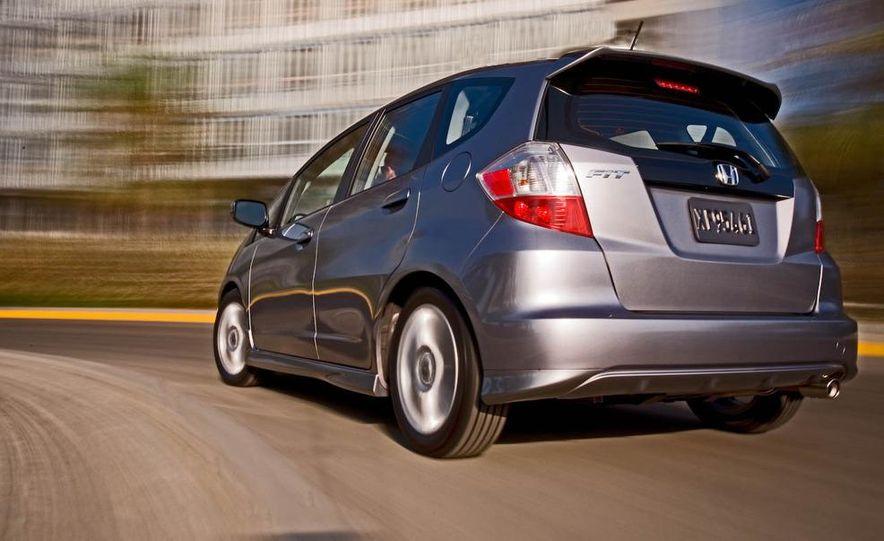 2009 Honda Fit Sport - Slide 9