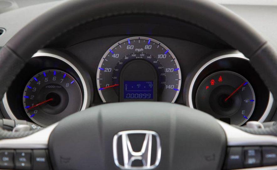 2009 Honda Fit Sport - Slide 20