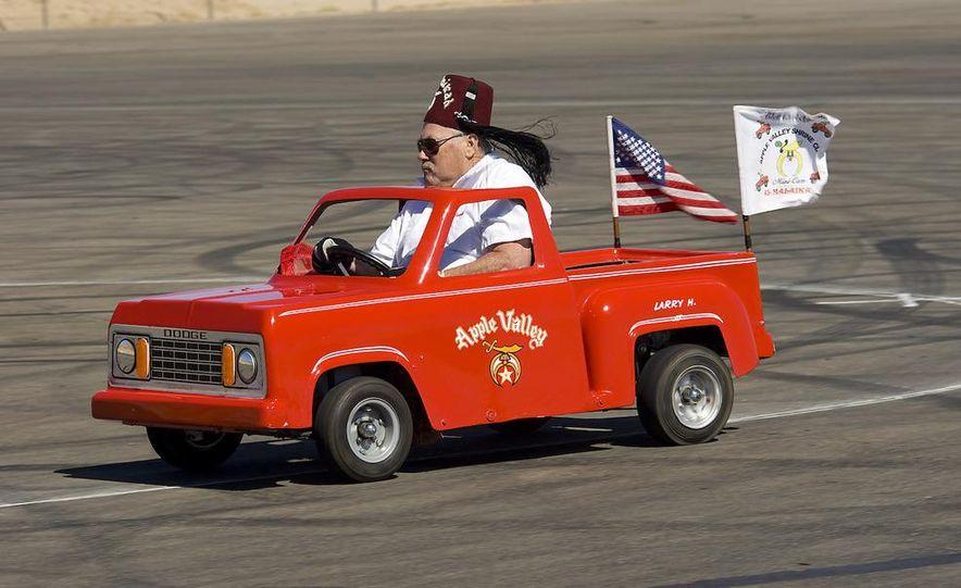 Los Nietos Valley Shrine Club Model T Tow Truck - Slide 13