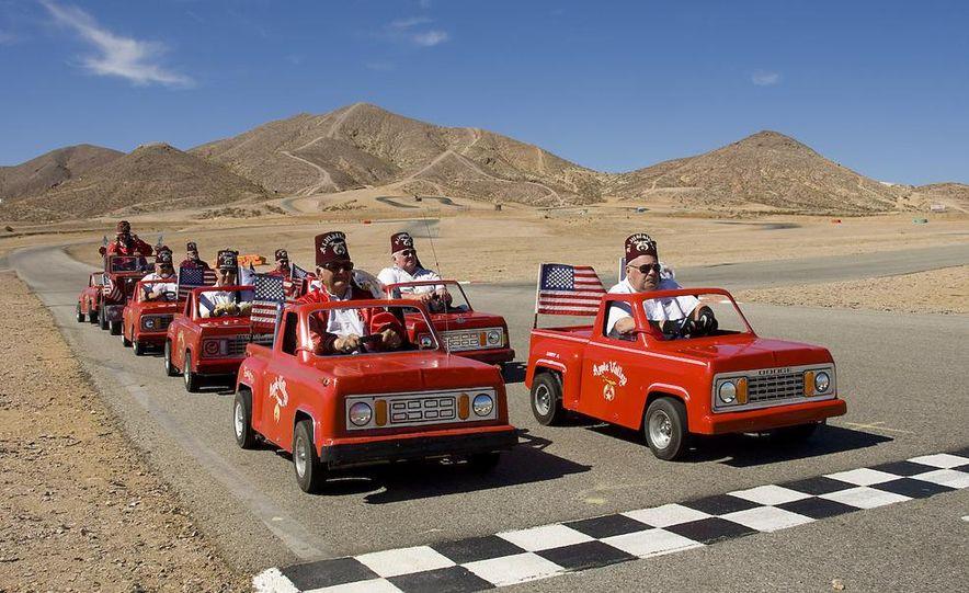 Los Nietos Valley Shrine Club Model T Tow Truck - Slide 16