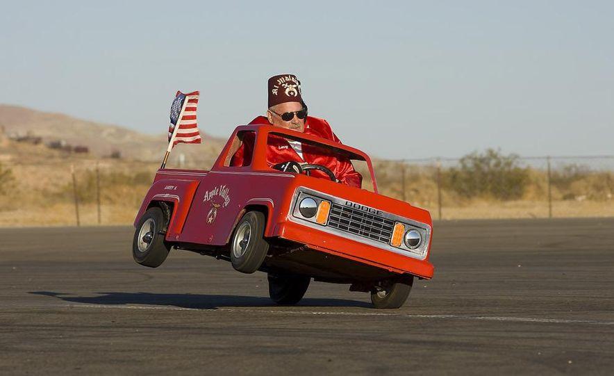 Los Nietos Valley Shrine Club Model T Tow Truck - Slide 18