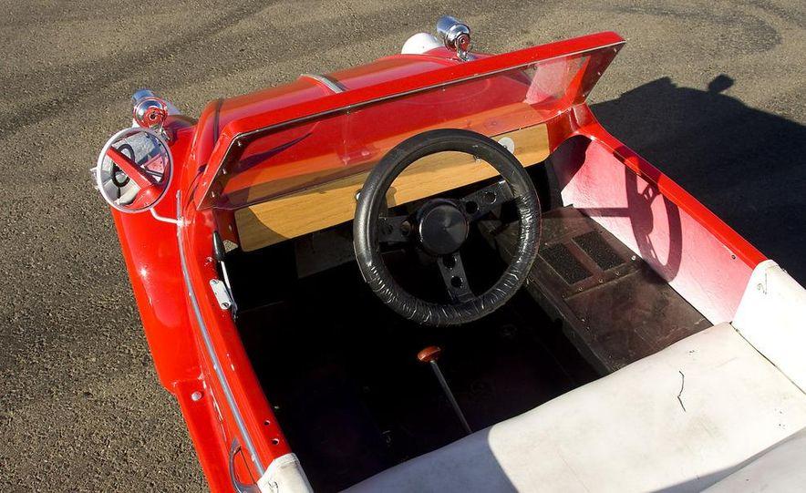 Los Nietos Valley Shrine Club Model T Tow Truck - Slide 4