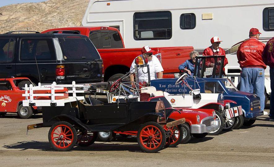 Los Nietos Valley Shrine Club Model T Tow Truck - Slide 10