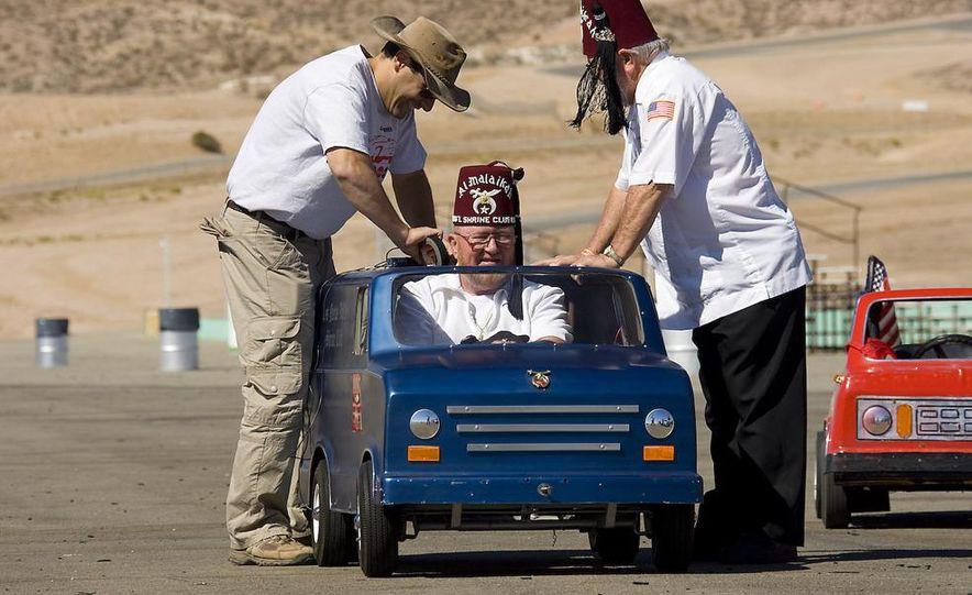 Los Nietos Valley Shrine Club Model T Tow Truck - Slide 12