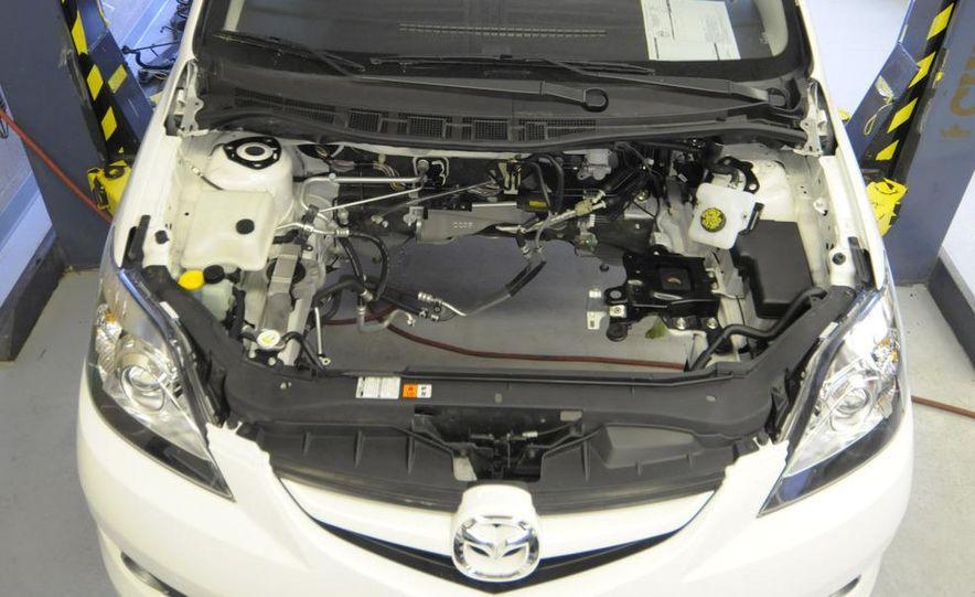 2008 Mazda 5 engine bay - Slide 1