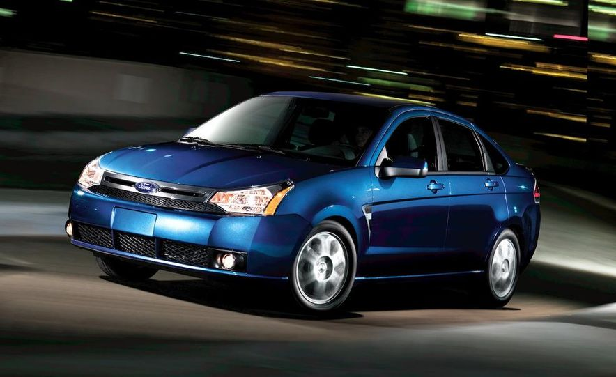 2009 Ford Focus - Slide 1